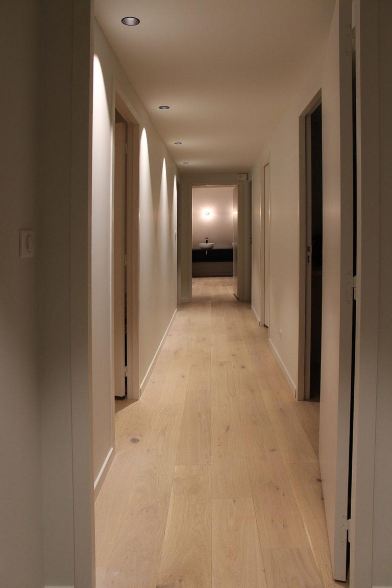 gregoire aced architecte théâtre de la cite après travaux deuxième couloir