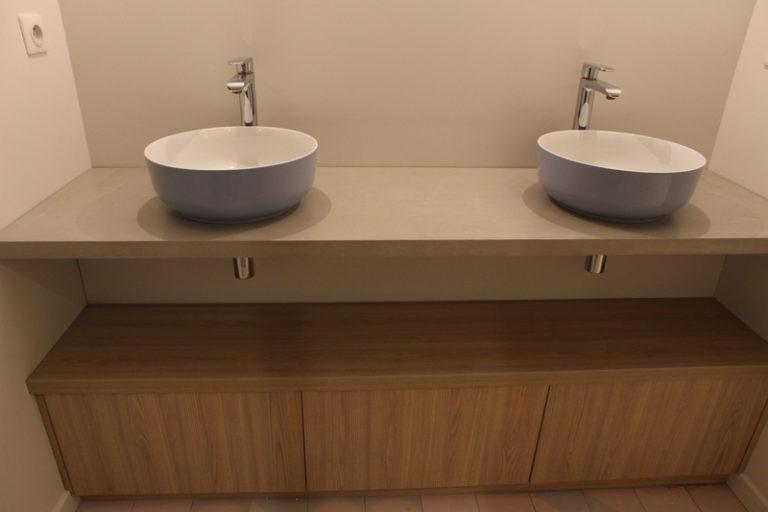 Grégoire ACED Architecte réhabilitation Orangerie - Vasque Maison A