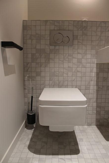 Grégoire ACED Architecte - Théâtre de la Cité - Toilettes